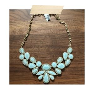 Francesca's   ✨NEW✨ Turquoise Statement Necklace